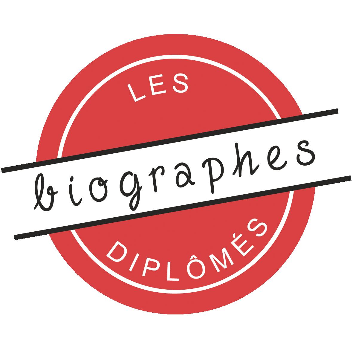Les biographes diplômés